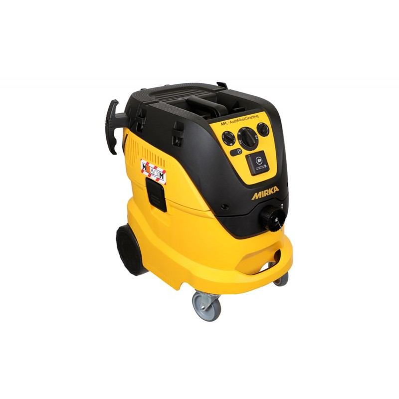 Aspiratore con scuotimento filtro automatico Mirka Dust Extractor 1242 M AFC 230V