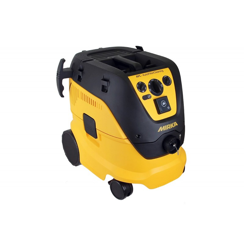 Aspiratore con scuotimento filtro automatico Mirka Dust Extractor 1230 M AFC 230V