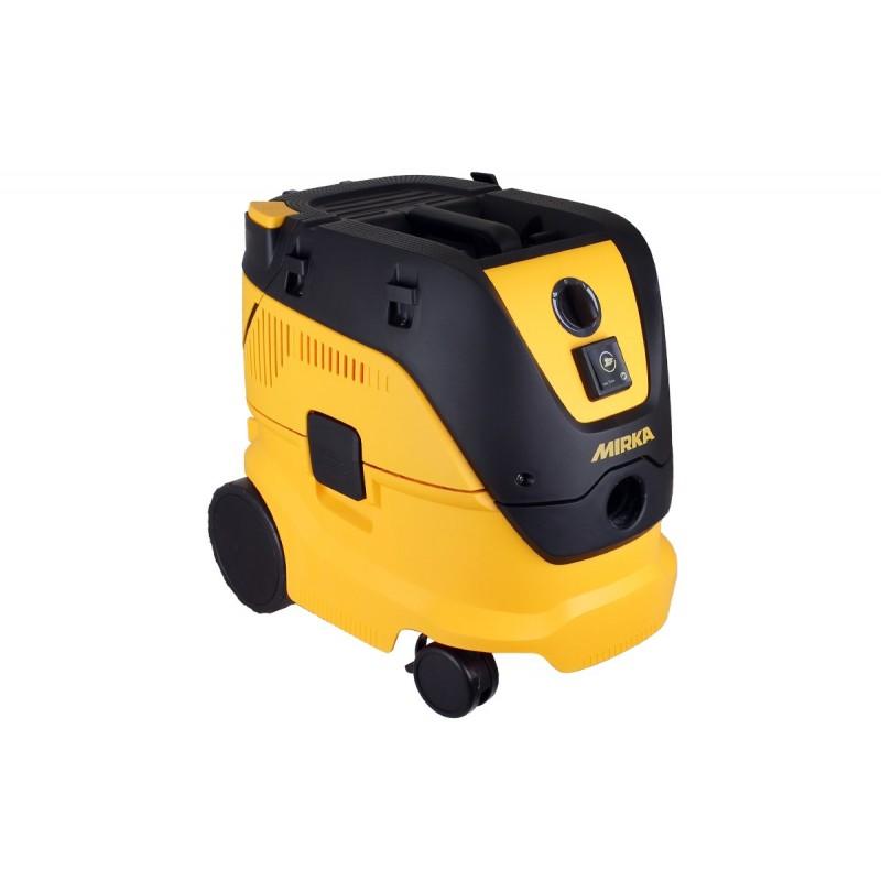 Aspiratore con scuotimento filtro manuale Mirka Dust Extractor 1230 L PC 230V