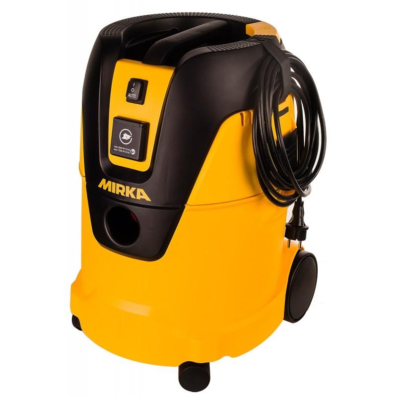 Aspiratore con scuotimento filtro manuale Mirka Dust Extractor 1025 L PC 230V