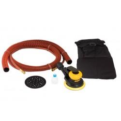 Levigatrice rotorbitale pneumatica autoaspirata Mirka ROS 550DB 125mm Dust Bag Orbit 5,0