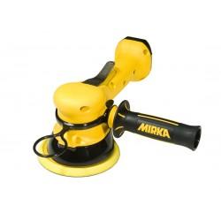 Lucidatrice rotorbitale pneumatica senza aspirazione Mirka ROP2 512NV 125mm Non Vacuum Orbit 12,0